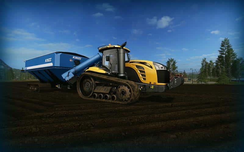 Kinze Grain Cart Pack v1.0