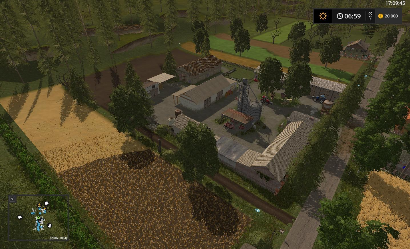 Real Poland Village Map v2 by Puma145
