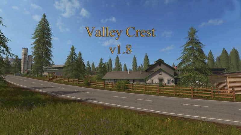 Valley Crest 1 v1.8