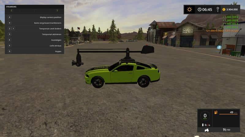 Lizard Roaderage camera car v1.0