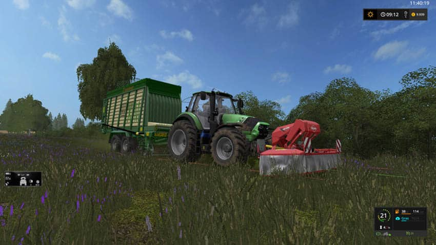 Agrotron 6190 TTV V 2.0 [MP]