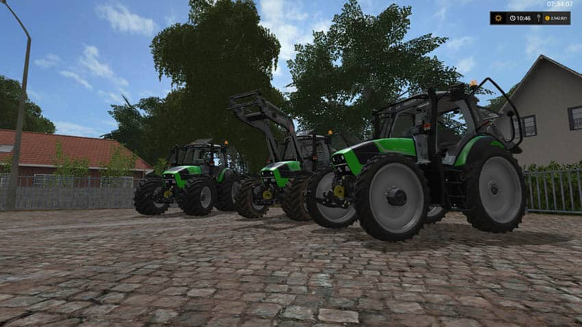 Agrotron 620 TTV V 3.3 [MP]