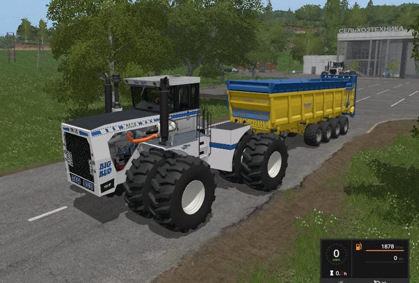 Big Bud 950 v 1.0