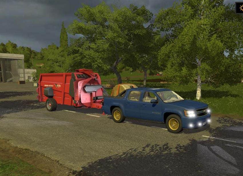 Chevrolet avalanche v 1.0