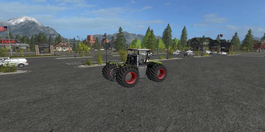 Claas Xerion 5000 Horse Power V 1.0.5 [MP]