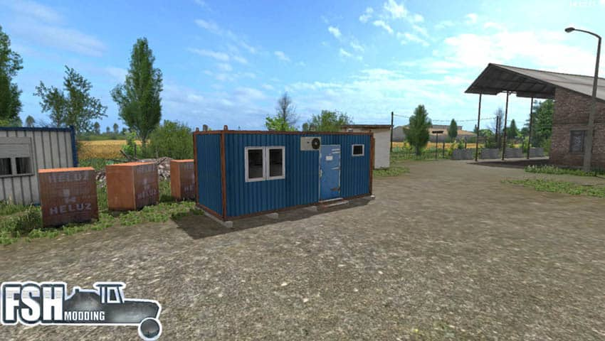 Container office V 1.0 [SP]