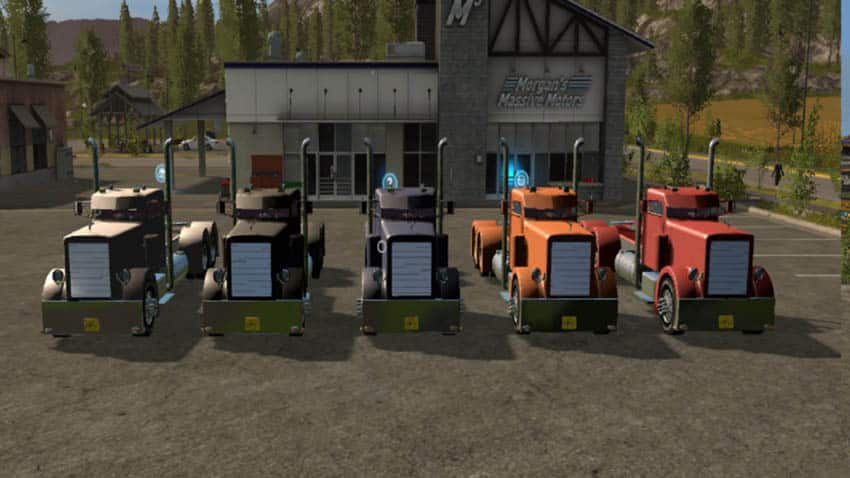 Custom Peterbilt 388 V 1.0 [MP]