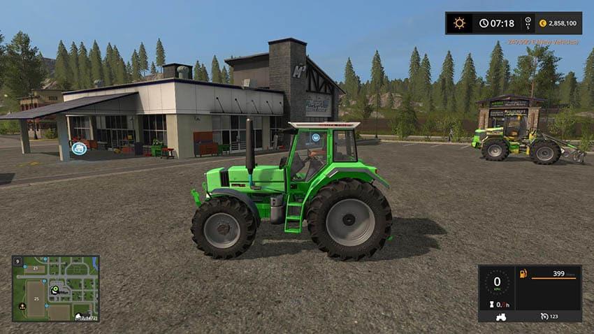 DEUTZ AGRO 661 REVAMP v 1.2