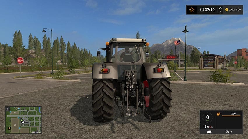 Fendt Favorit 800 v 3.0 Final