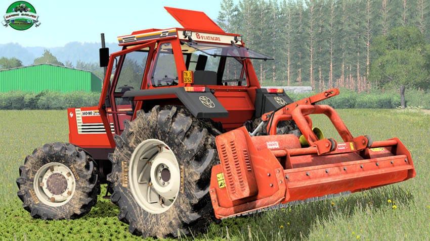 Fiatagri 140-90 Turbo DT V 1.1 [MP]