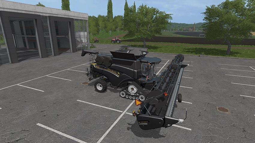 John Deere Pack Black v 1.0