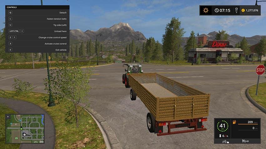 Kamionka V 1.0
