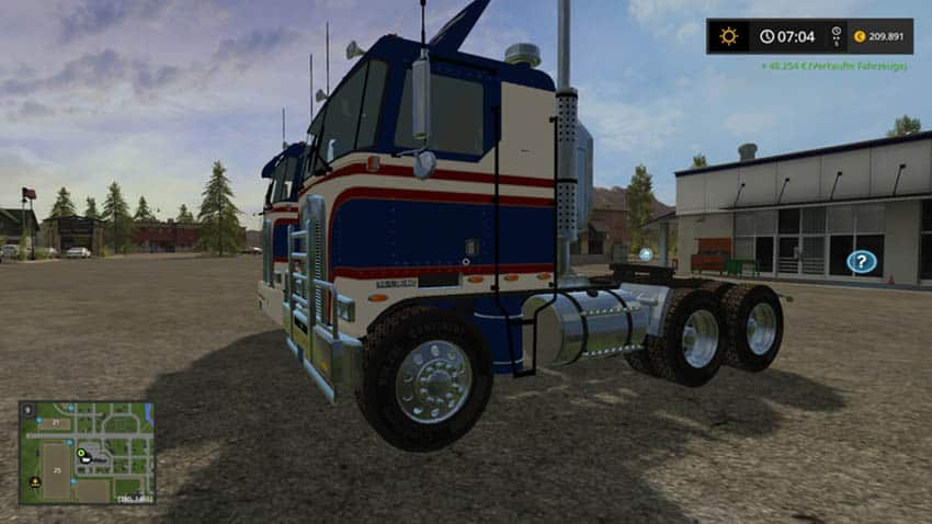Kenworth K100 1978 Pack V 1.0 [MP]