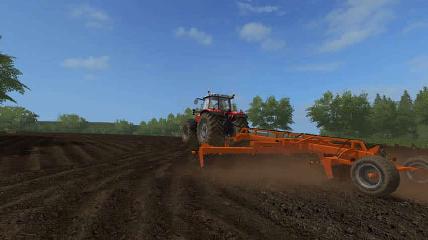 Laumetris compaction roller TVLL – 8 V 1.0 [MP]