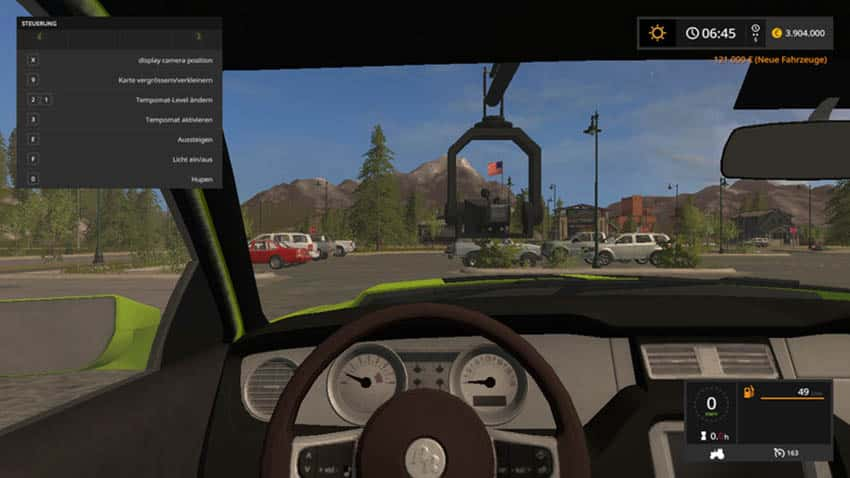 Lizard Roaderage camera car V 1.0 [MP]