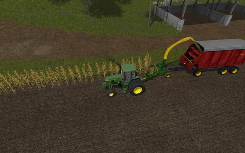 New Holland Forage Wagon V 1.0 [MP]