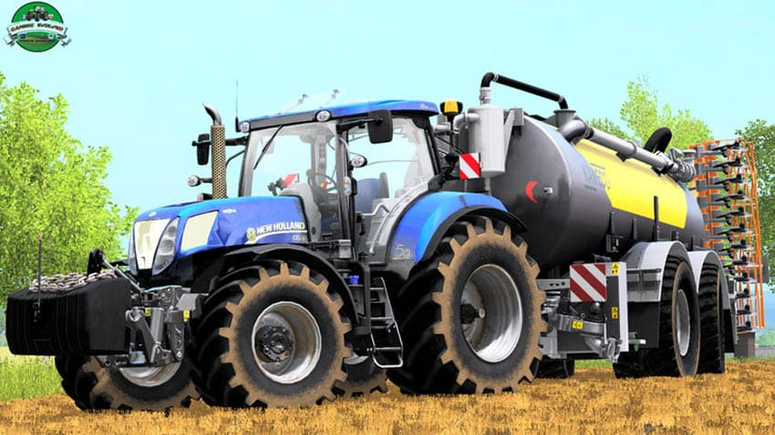 New Holland T7 Series V 1.0 [MP]