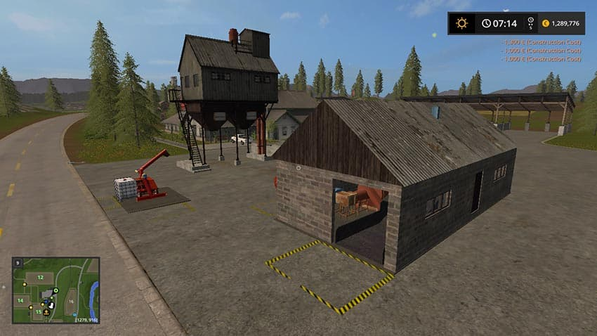 Seed Mod Placeable V 1.0 [MP]