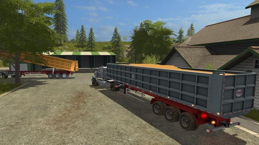 Semi Tipper 70000/6 v 1.0.0.3