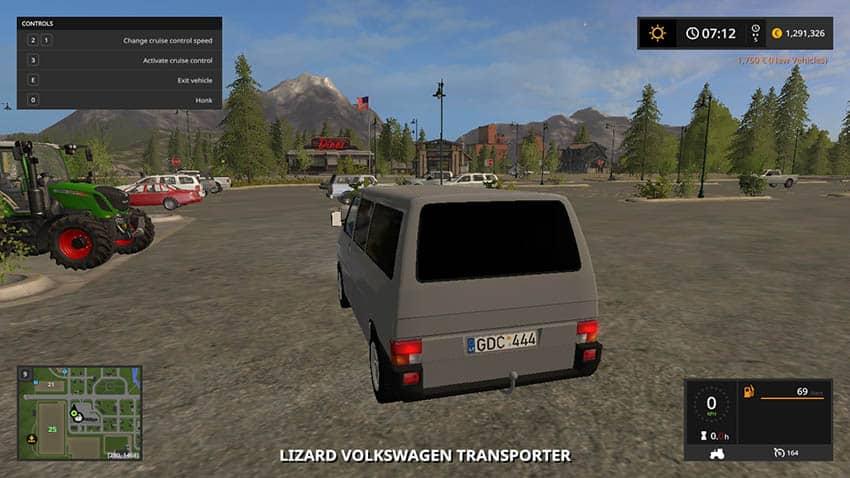 VW TRANSPORTER V 1.0 [MP]