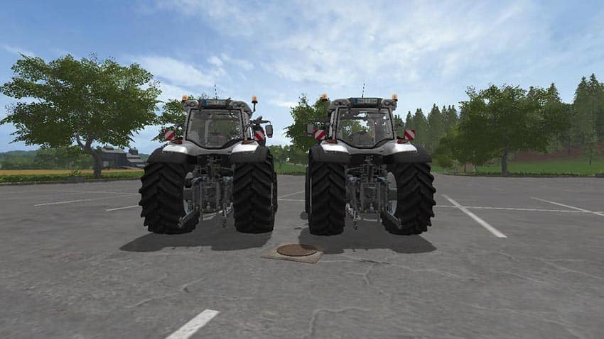 Valtra T serie with IC-Control v 1.0