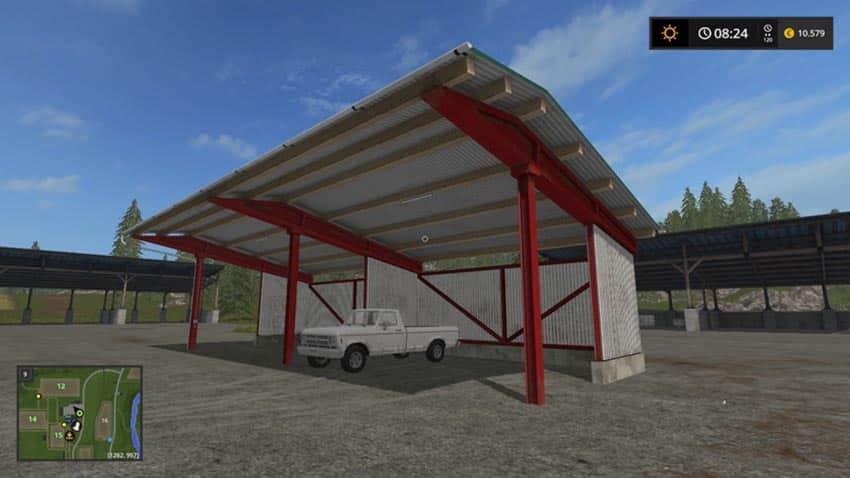 Vehicle Shelter V 1.0 [MP]