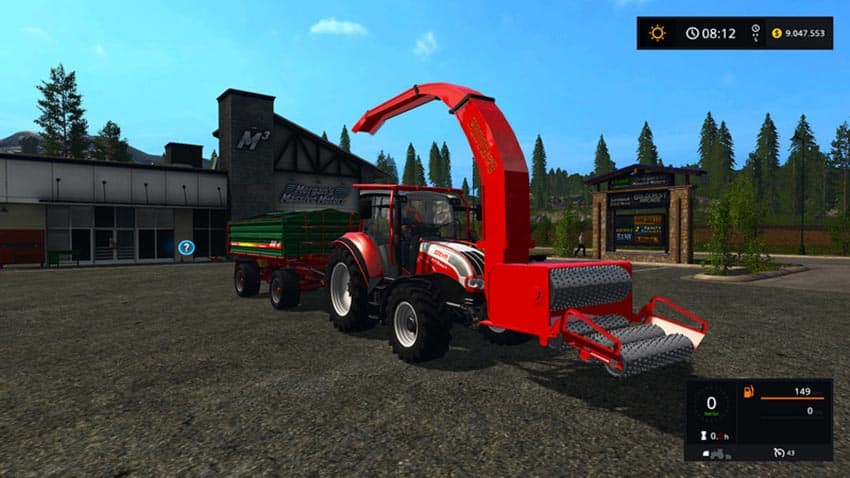 Wood Crusher V 1.1 [MP]