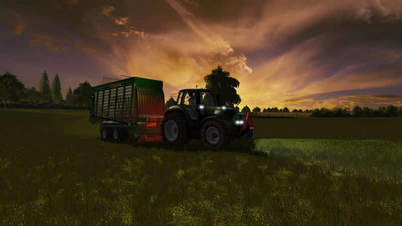Agrotron 6190 TTV v1.0