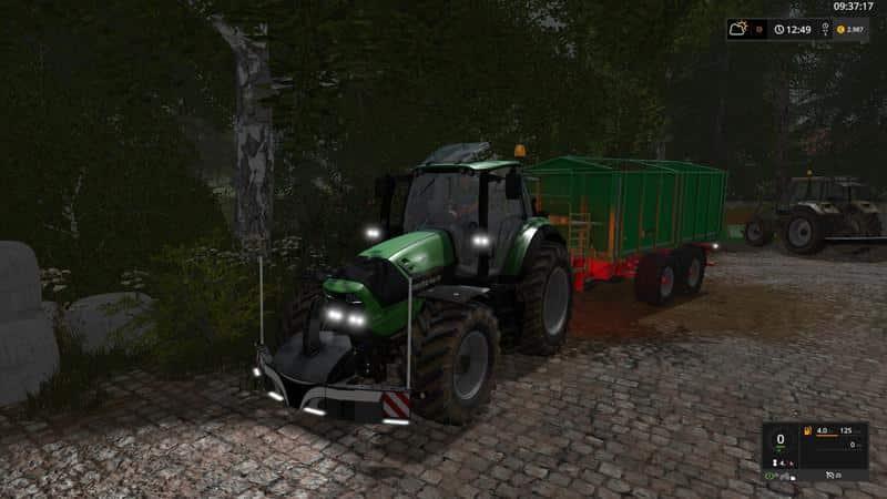 Agrotron 6190 TTV v2.0