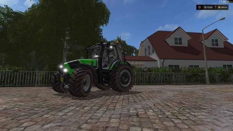 Agrotron 620 TTV v4.0