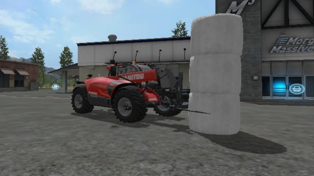 Autoload Bale Spike 6 High v1.0