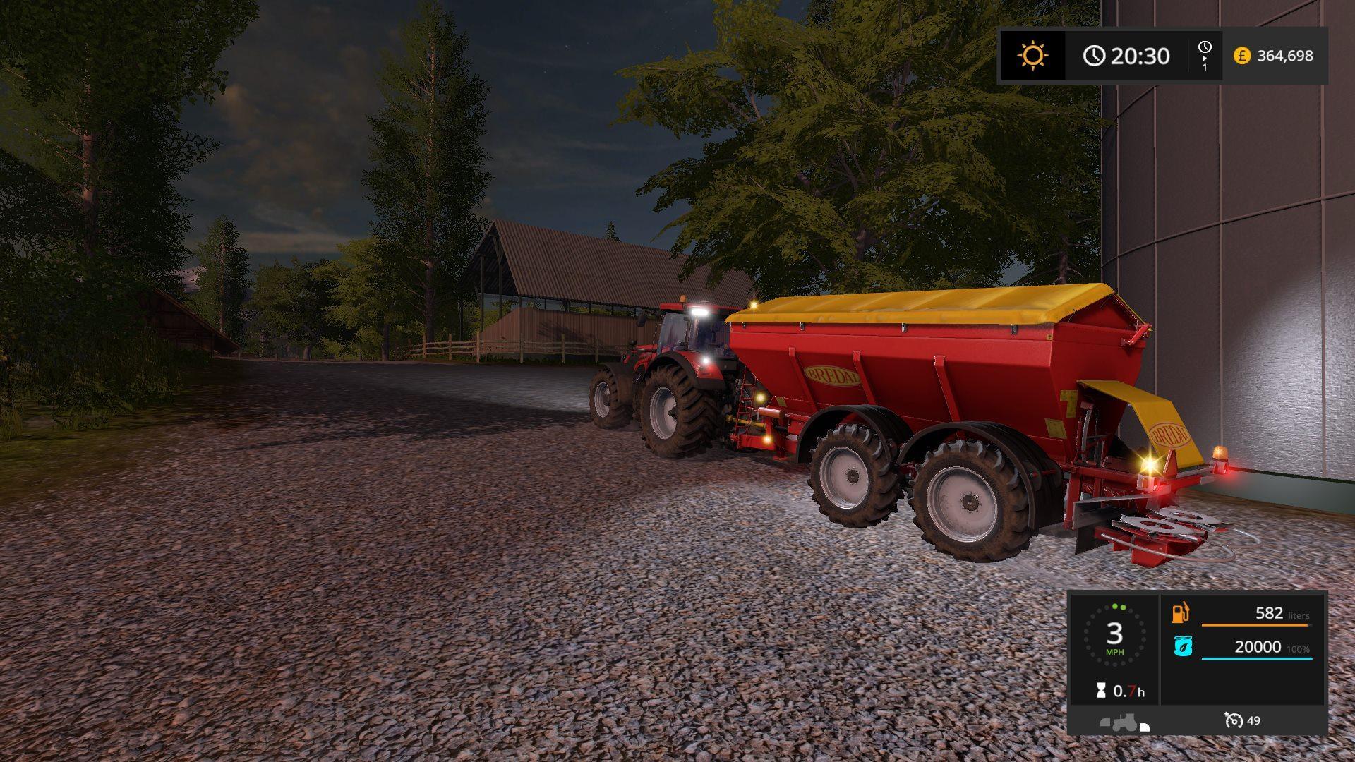 Bredal K165 update