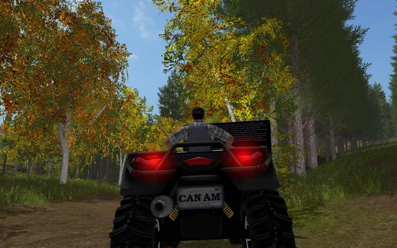 CanAM 1000 XT beta v1.7 beta