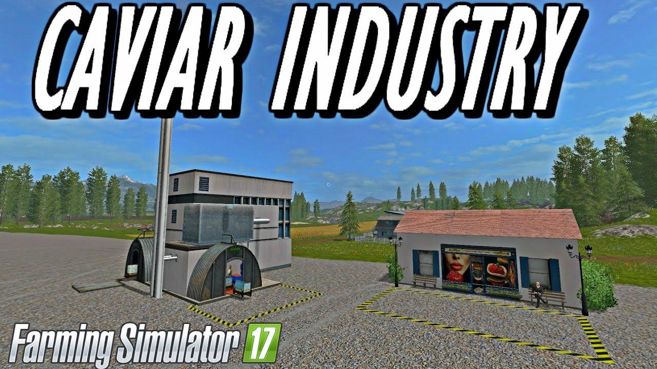 Caviar production v1.0.1