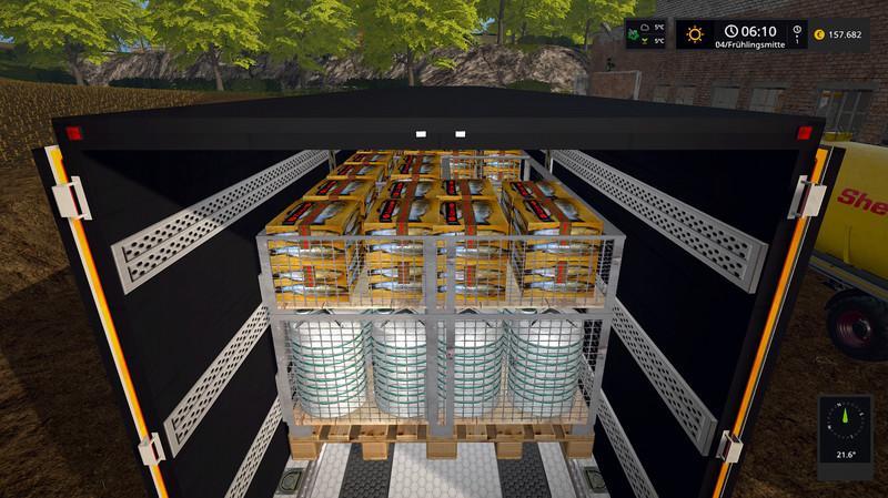 Caviar production v1.0.2