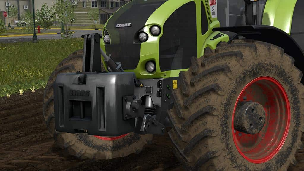 CLAAS Weight Pack v1.0.0.0