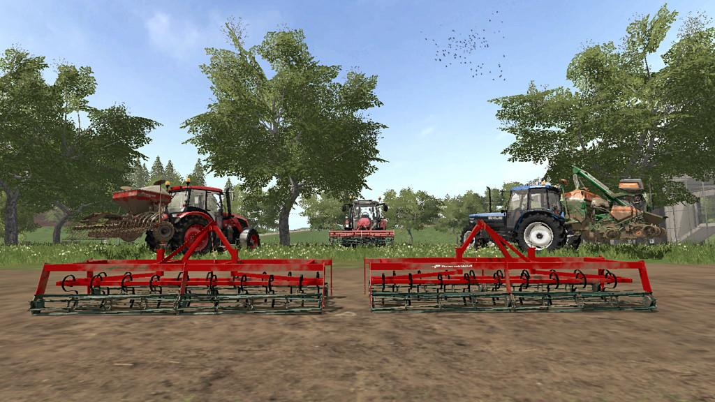 Cultivator Kverneland v1.0.0.0