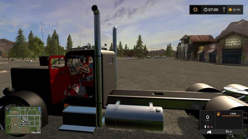 Custom Peterbilt 388 v1.0