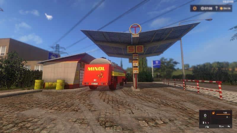 DDR Minol filling station v1.0.0