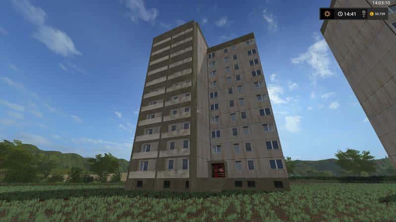 DDR panel construction 10/11 floors v1.0