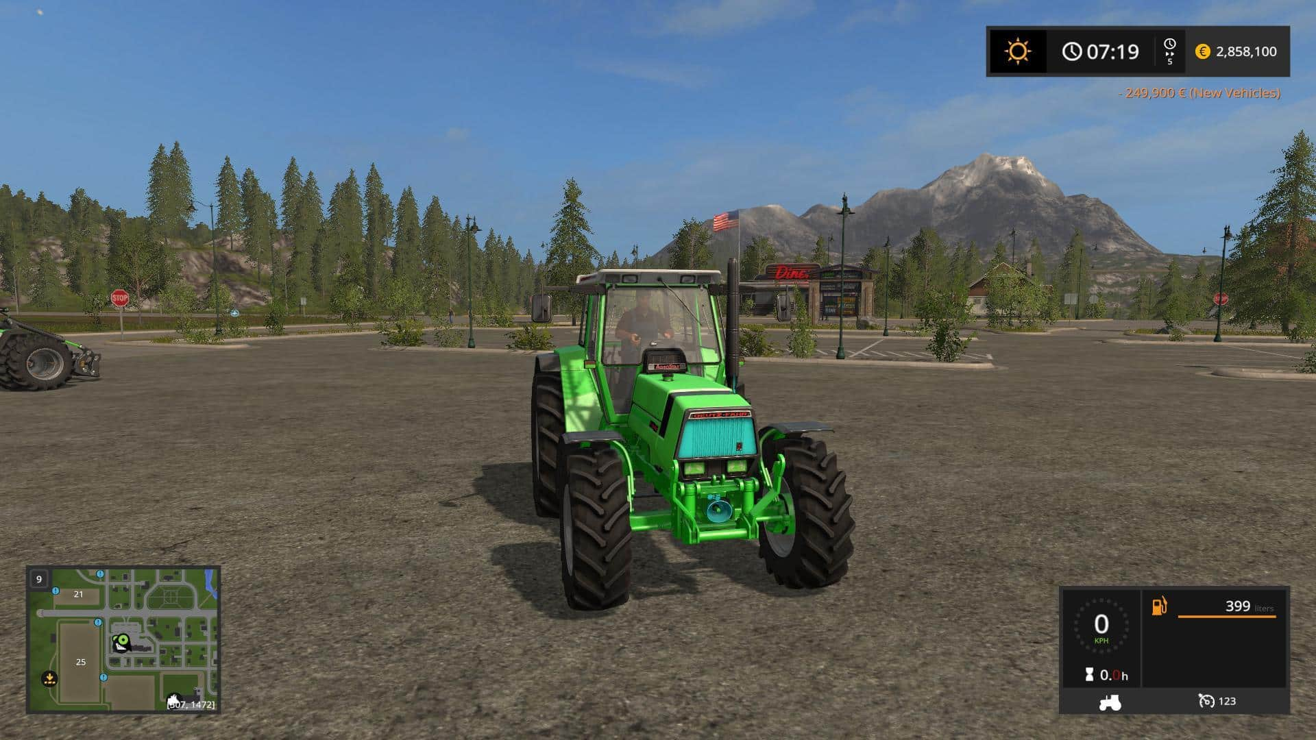DEUTZ AGRO 661 REVAMP v1.2
