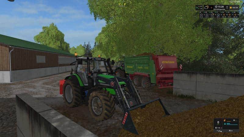 Deutz Agrotron TTV 620 v3.0