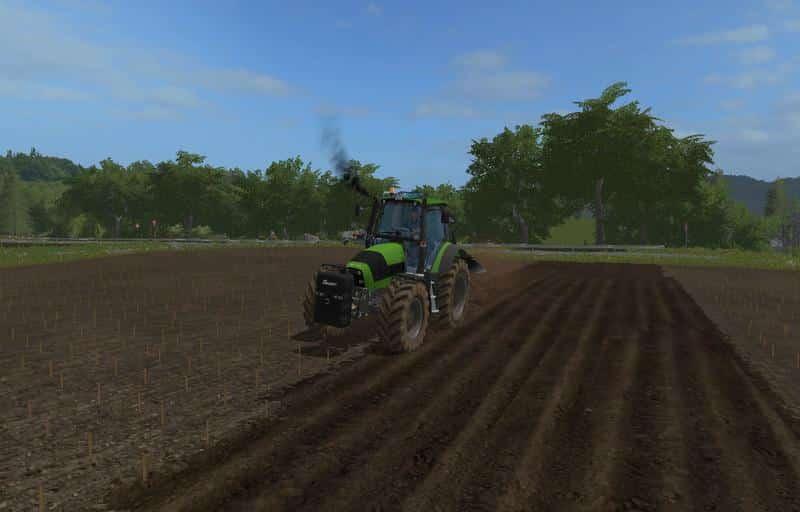 Deutz Fahr Agrotron 165 v3.3