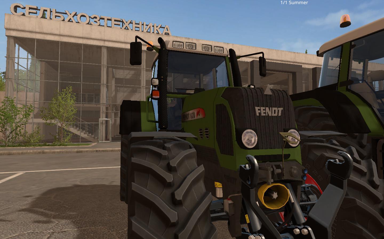 Fendt 820 TMS v1.0