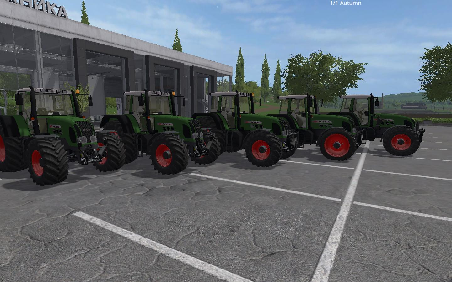 Fendt 926 Favorit V2.0