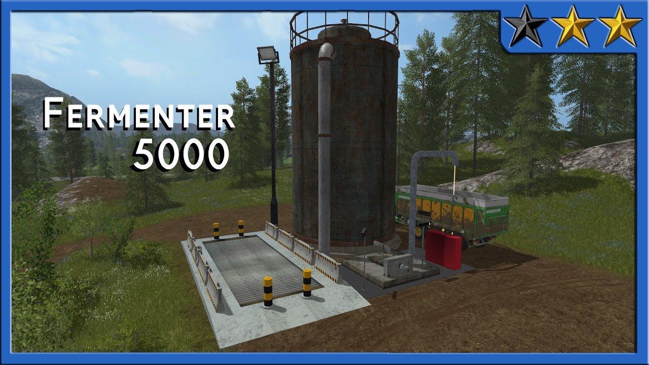 Fermenter 5000 - (Fermenting Silo) v1.5.1