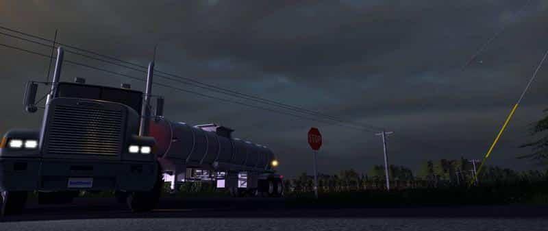 Freightliner FLD Daycab v1.3