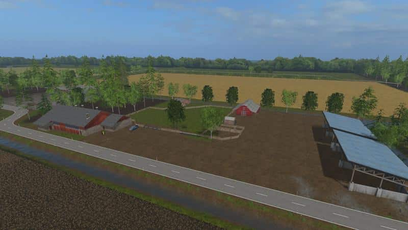 Frisian march v2.8 Greenhouses and weaving