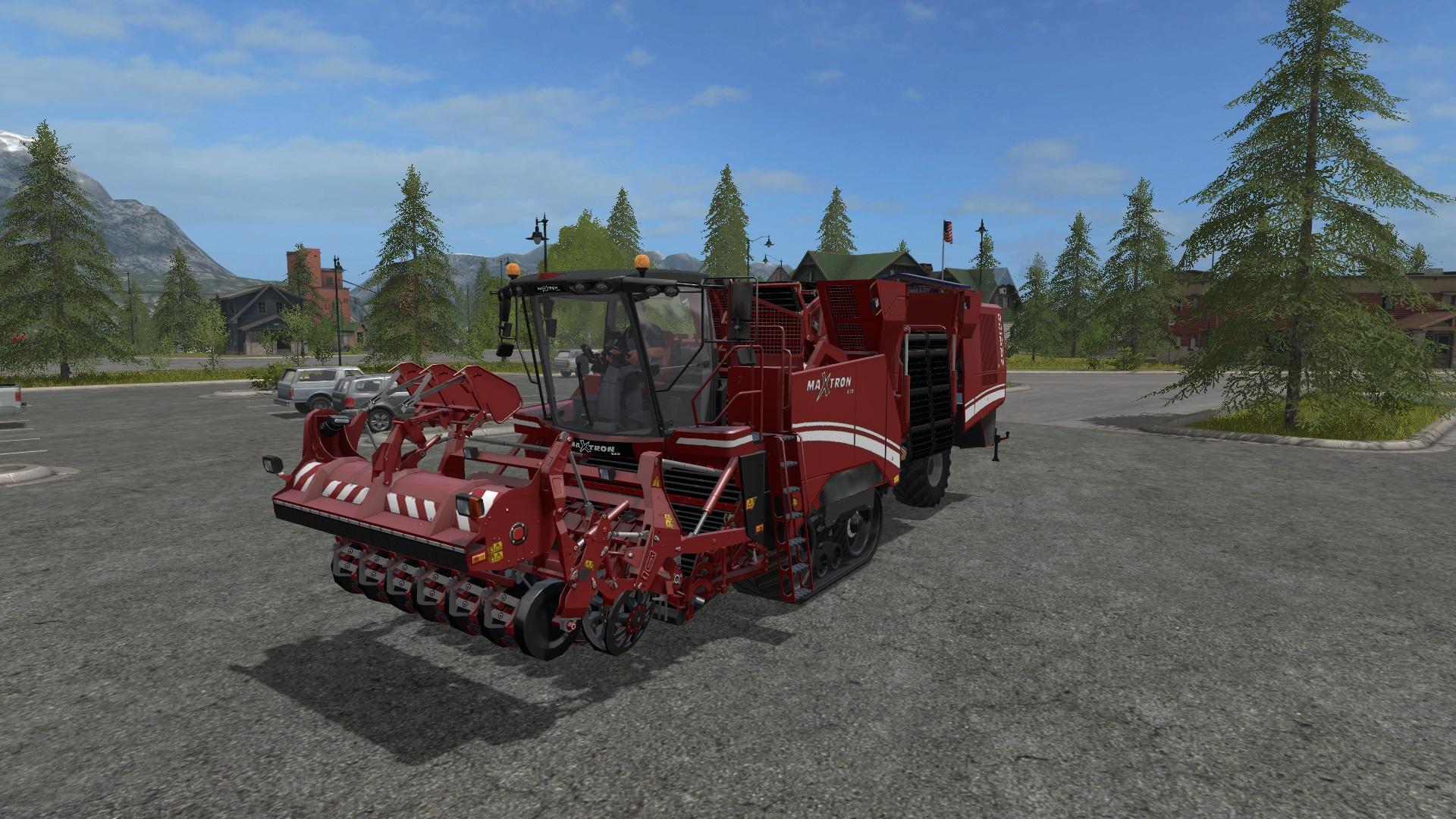 FS17 GrimmePack v5.0