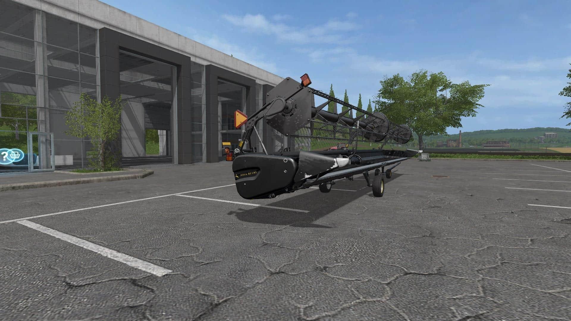FS17 John Deere Pack Black v1.0